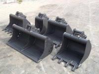 Комплект ковшей PPUH RAF-MET для мини-эксковатора
