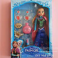 Кукла Frozen Анна с аксессуарами