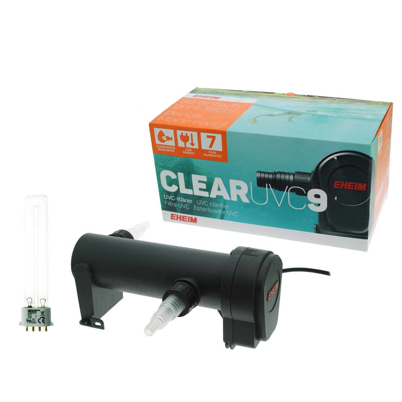 Ультрафіолетовий стерилізатор Eheim Clear UVC-9