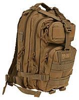 Рюкзак тактический Magnum Fox Black, 25л