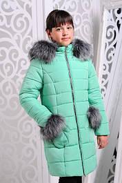 Зимние курточки для девочек