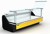 Холодильная витрина QuadroStream L-3750 мм Modern Expo