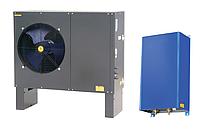Тепловой насос воздух-вода  KRiCER DAW 075 EVI
