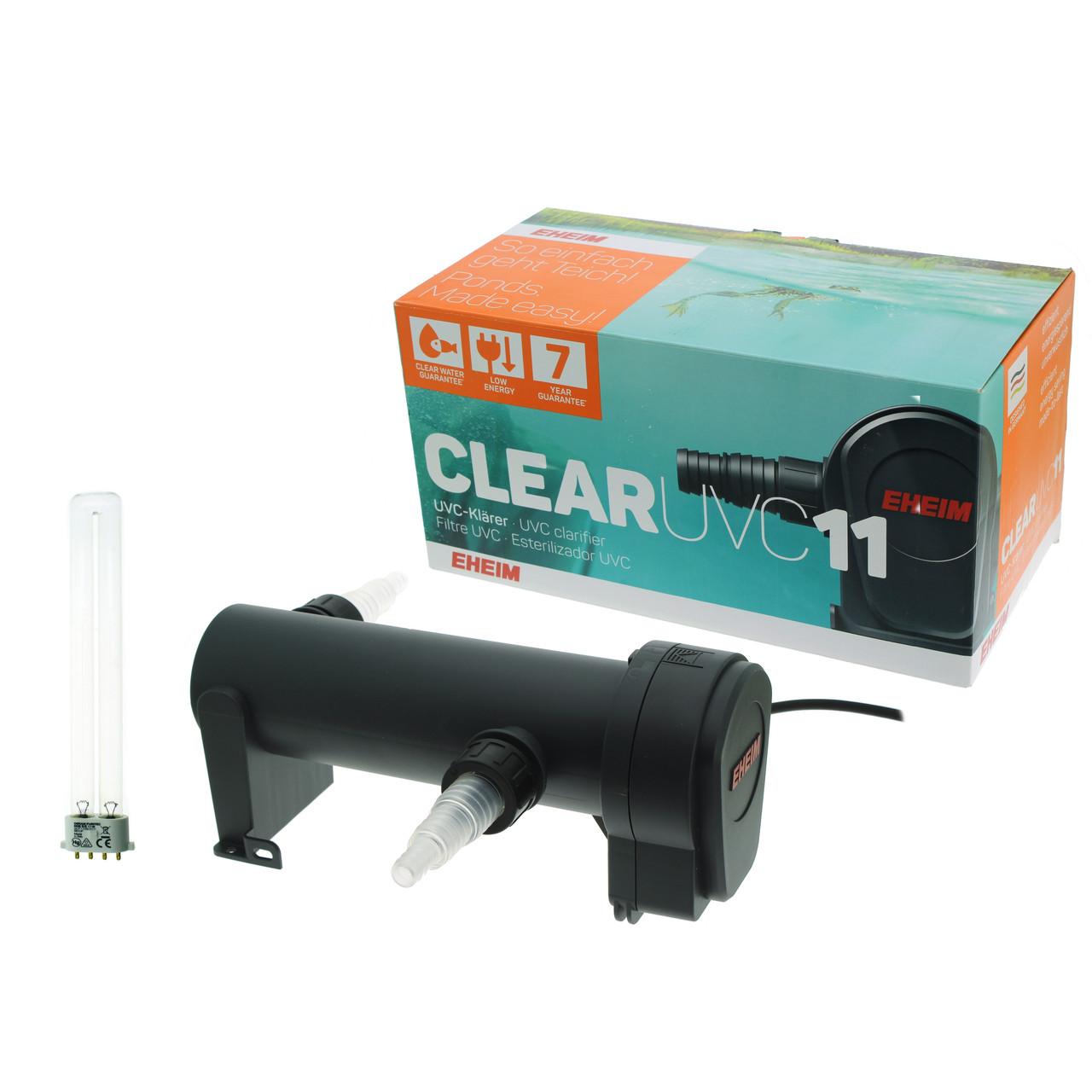 Ультрафіолетовий стерилізатор Eheim Clear UVC-11