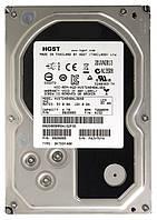 "Жесткий диск HDD 3.5"" Hitachi HGST 4TB Ultrastar 7K6000, 7200 об/мин, S-ATA III, 600 MB/с, кэш-память 128 MB"