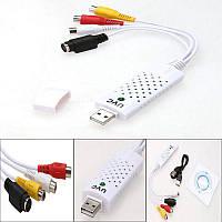 USB карта видеозахвата EasyCAP USB 2.0