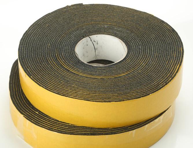Лента каучуковая прокладочная, звукоизоляционная 50 мм