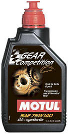 MOTUL Gear Competition