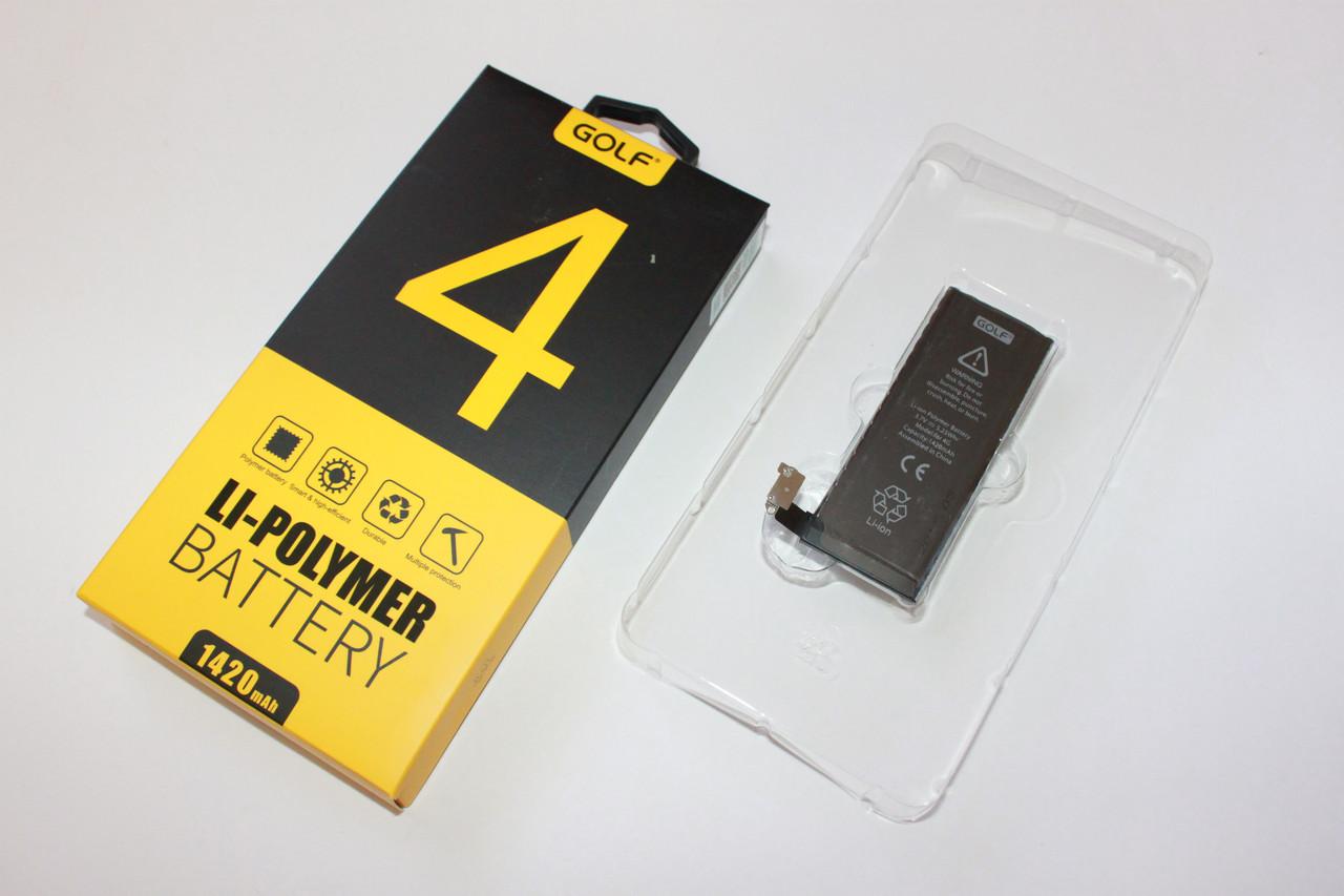 Аккумулятор GOLF iPhone 4