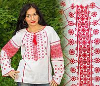 """Сорочка вышиванка для женщин """"Ромб"""""""