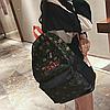 Крутой школьный рюкзак с коноплёй, фото 3