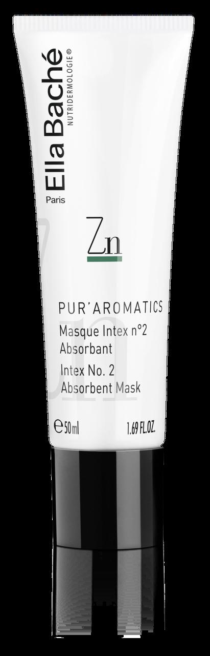 Интекс №2 - Абсорбирующая очищающая маска 50 мл