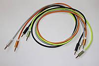 Аудио кабель AUX Good Qualit 1m (3.5мм) тканевый
