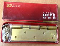 Петля дверная универсальная (пара) 120 мм    1296