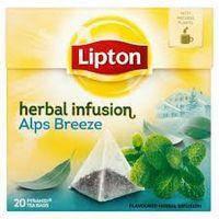 """Чай в пирамидках Lipton """"Мята и эвкалипт"""""""