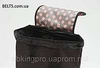 Удобная сумка на колесах со складным стулом