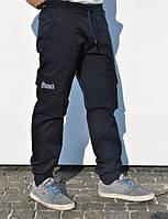 Quest Wear штаны FIGHTER синие 100% котон