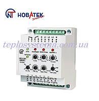 Универсальный блок защиты электродвигателей  УБЗ - 301 (63-630 А)  Новатек-Электро