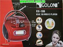 Радиоприемник (проигрыватель) COLON RX-186