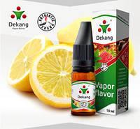 Лимон 10ml Жидкость для электронного курения Dekang