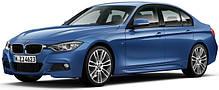 Защита двигателя на BMW 3 F30 (c 2012--)