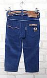 Зимові штани для хлопчиків на зростання 92см, фото 5