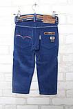 Зимові штани для хлопчиків на зростання 92см, фото 6