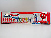 Детская зубная паста Aquafresh little teeth 50 мл.