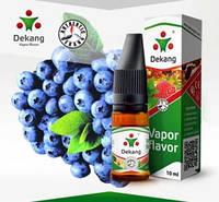 Черника 10ml Жидкость для заправки электронных сигарет Dekang