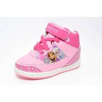 Кроссовки – ботинки ,хайтопы для девочки  Эльза, Холодное сердце Фроузен