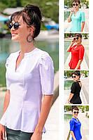 """Женские блузы """"VICTORIA BECKHAM"""", для офиса, школы, повседневные, нарядные"""