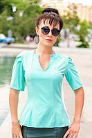 """Женские блузы """"Виктория"""", для офиса, школы, повседневные, нарядные, фото 1"""