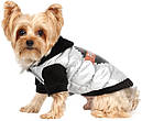 Куртка для собак Awesome серый металик XL, фото 2