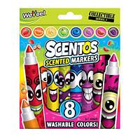Набор ароматных маркеров для рисования - ПЛАВНАЯ ЛИНИЯ (8 цветов)