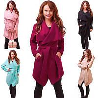 Модный кардиган-пальто женский   (42-48) , доставка по Украине