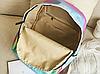 Яркий рюкзак из плащевки градиент, фото 8