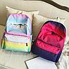 Яркий рюкзак из плащевки градиент, фото 3