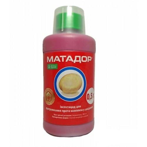 Матадор 500 мл протравитель, Укравит