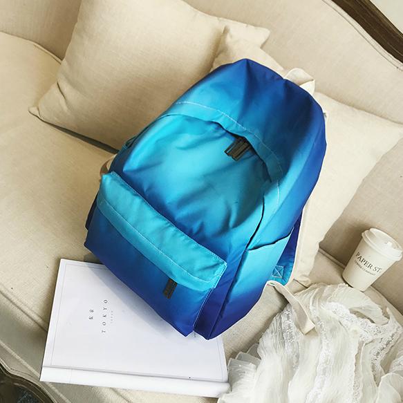 Яркий рюкзак для нейлона