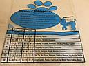 Куртка для собак Awesome DDY синяя коттон XL, фото 7