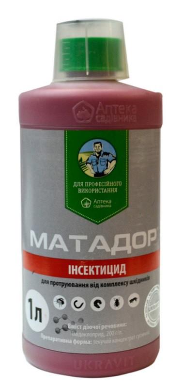 Матадор 1 л протравитель, Укравит