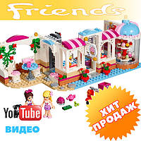 """Конструктор лего френдс Friends Sy 579 """"Кондитерская"""" (аналог LEGO Friends 41119), 474 дет"""
