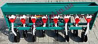 Сеялка зерновая 8-рядная для мотоблока/мототрактора (диски)