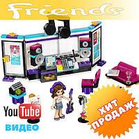 """Конструктор лего френдс Friends SY377A """"Студия звукозаписи"""" (аналог Lego 41103) 191 дет"""