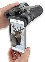 Адаптер для фото с биноклей к  iPhone  - Сarson  HookUpz™ 6