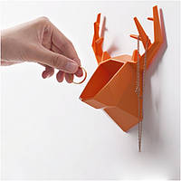Настенный держатель для аксессуаров Deer Orange