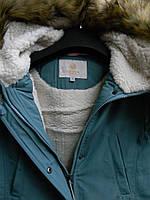 Куртка пуховик женская осень\зима 816, фото 1