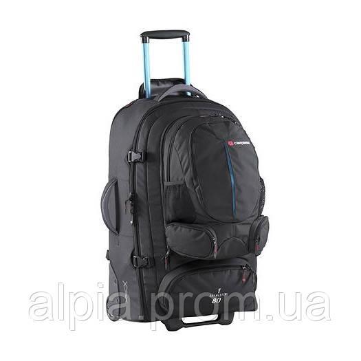 Сумка-рюкзак на колесах Caribee Sky Master 70 Black (комплект)