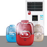 Портативный мини увлажнитель воздуха для дома и автомобиля с креплением Mini Humidifier, фото 1
