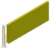 Скоба Prebena тип E для пневмопистолета, ширина 5,7 мм Е-21 (длина 21 мм, 3,6 тыс.шт/уп.)